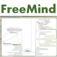 FreeMind (โปรแกรม สร้าง Mind Map แผนผังความคิด แจกฟรี) :