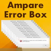 Ampare Error Box (แกล้งเพื่อนด้วยข้อความ Error Message)