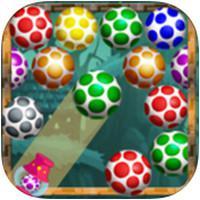 Dinosaur Egg Hunter (App เกมส์ยิงไข่ไดโนเสาร์)