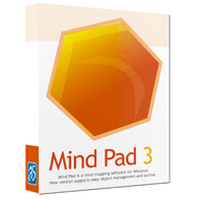 Mind Pad (โปรแกรมสร้าง MindMap แผนผังความคิด)