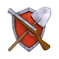 OpenClonk (เกมส์ OpenClonk มนุษย์จิ๋วทำฟาร์ม และ ป้องกันผู้บุรุก)