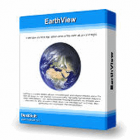 EarthView (โปรแกรมพักหน้าจอให้เป็นลูกโลกแบบเรียลไทม์)