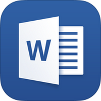 Microsoft Word (App สร้างงานเอกสาร Word แบบฟอร์ม)