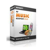 AV Music Morpher GOLD (เปิดเพลง แต่งเสียง ไรท์แผ่น แปลงไฟล์เสียง คุ้ม)