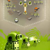 Tactile Wars (App เกมส์ทหารน้อยในสนามรบ)