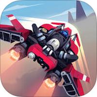 Breakneck (App เกมส์ Breakneck ขับยานรบอวกาศ หนีเอเลี่ยน)