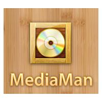 Mediaman (โปรแกรม Mediaman เก็บรูปปกหนังสือ ปกอัลบั้ม เกมส์ หนัง ฯลฯ)