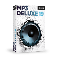 MAGIX MP3 Deluxe (โปรแกรม MP3 Deluxe จัดการเพลง ครบสูตร)