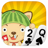 Dummy Q (App เกมส์ Dummy Q เกมส์ไพ่สุดน่ารัก) :