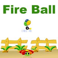 Fire Ball (เกมส์ FireBall ฝึก คูณเลข หารเลข ฟรี)