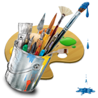PaintStar (โปรแกรม PaintStar ปรับแต่งรูปภาพ แปลงไฟล์ภาพ)