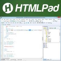 HTMLPad 2015 (โปรแกรม HTMLPad เขียน HTML CSS JavaScript)