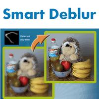 SmartDeblur (โปรแกรม SmartDeblur แก้ภาพเบลอ ภาพไม่ชัด) :
