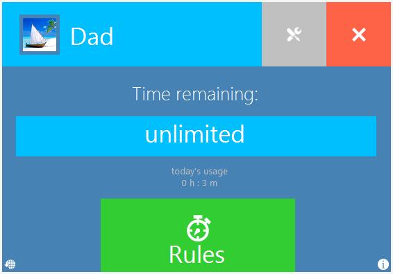 โปรแกรมจำกัดเวลาเล่นคอมพิวเตอร์ Metronomos