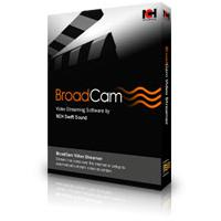 BroadCam Streaming Video Server Free