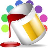 Colortypist (โปรแกรม Colortypist จัดการโค้ดสี)