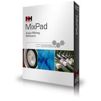MixPad Multitrack Recording (โปรแกรมมิกซ์เพลง ปรับแต่งเสียงเพลง)