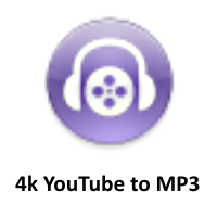 4k YouTube to MP3 (โปรแกรม ดาวน์โหลดวีดีโอจาก Youtube เป็นไฟล์ MP3)