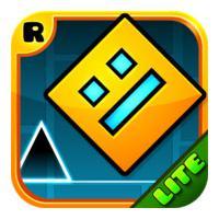 Geometry Dash Lite (App เกมส์ตัวเหลี่ยมวิ่งตะลุยด่าน)