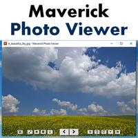 Maverick Photo Viewer (ดูรูป แต่งรูป แปลงไฟล์รูป ฟรี)