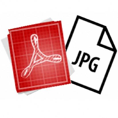 JPEG to PDF (โปรแกรม แปลงไฟล์รูปภาพ เป็น ไฟล์เอกสาร PDF ) :