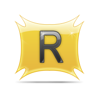RocketDock (โปรแกรมจัด Icon Desktop ให้เป็นระเบียบ)