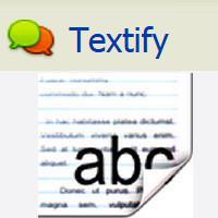 Textify (โปรแกรม Copy ข้อความ ที่เลือกไม่ได้ ไปลง Clipboard)
