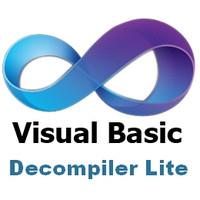 VB Decompiler Lite (ถอด Source Code แกะซอสโค้ด Visual Basic 5 และ 6) :
