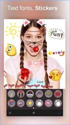 App แต่งภาพเซลฟี่ขั้นเทพFotoRus