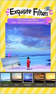 App แต่งรูป Camera360