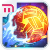Roll Spike Sepak Takraw (App เกมส์กีฬา Sepak Takraw เซปักตะกร้อ)