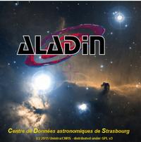 Aladin (โปรแกรม Aladin แผนที่ท้องฟ้า ภาพดาราศาสตร์ ฟรี) :