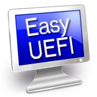 EasyUEFI  (โปรแกรม EasyUEFI จัดการข้อมูลตอนบูต UEFI และ EFI ฟรี)