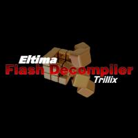 Flash Decompiler Trillix (โปรแกรมแปลงไฟล์ SWF เป็น FLA)