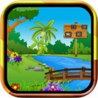 850 Escape From River Forest (เกมส์ Escape หนีจากป่าแม่น้ำ ปริศนา)