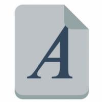 AkFontViewer (โปรแกรมดู AkFontViewer ดูฟอนต์ สำหรับคนทำงานสิ่งพิมพ์)