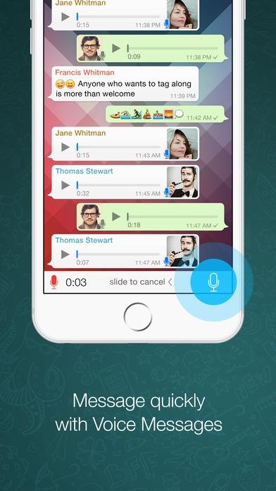 App แชทออนไลน์ WhatsApp