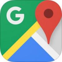 Google Maps (App แผนที่นำทาง ของ Google ไว้ใจได้ แม่นยำสูง)