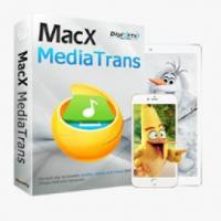 MacX MediaTrans (โปรแกรม MediaTrans ซิงค์ข้อมูล ของอุปกรณ์ iOS บนเครื่อง Mac)