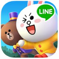 LINE RUSH (App เกมส์ไลน์โคนี่ LINE RUSH วิ่งวิบากช่วยแซลลี่)