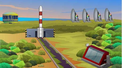 เกมส์ 951 Thanks Giving Rocket Launch