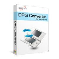 Xilisoft DPG Converter (โปรแกรม DPG Converter แปลงวีดีโอสำหรับ Nintendo DS)