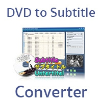 Xilisoft DVD to Subtitle Converter