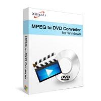 โปรแกรมแปลงไฟล์Xilisoft MPEG to DVD Converter