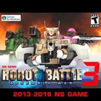 Robot Battle 3 Assembly War (เกมส์ Robot Battle 3 สงครามหุ่นยนต์รบ)