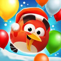 Angry Birds Blast (App เกมส์ Angry Birds Blast นกกริ้วระเบิดลูกโป่ง)