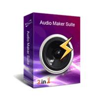 Xilisoft Audio Maker Suite (โปรแกรม Audio Maker Suite แปลงไฟล์เสียงคุณภาพสูง)