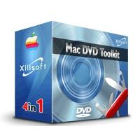 Xilisoft Mac DVD Toolkit (โปรแกรมเครื่องมือจัดการ DVD สำหรับ Mac)