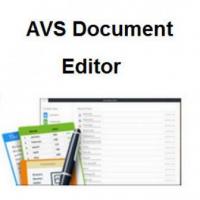 AVS Document Editor (โปรแกรม AVS Document Editor พิมพ์งาน แก้ไขเอกสารต่างๆ)