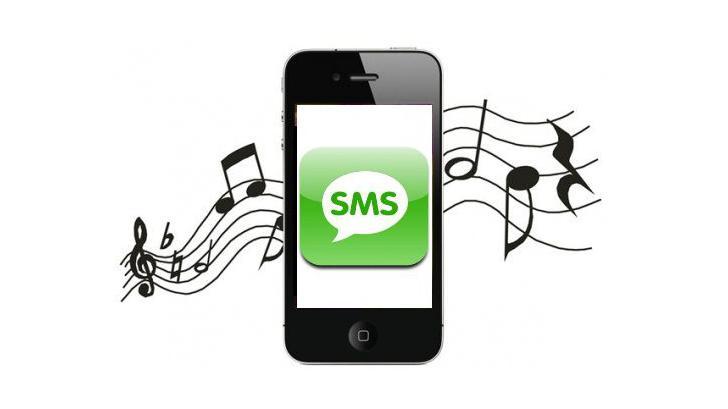 มาเปลี่ยนเสียง SMS เข้าใน iPhone กันเถอะ